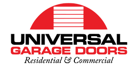 Universal Garage Doors Logo