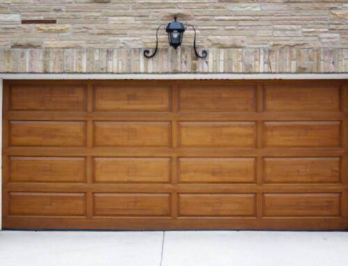 Garage Wood Doors